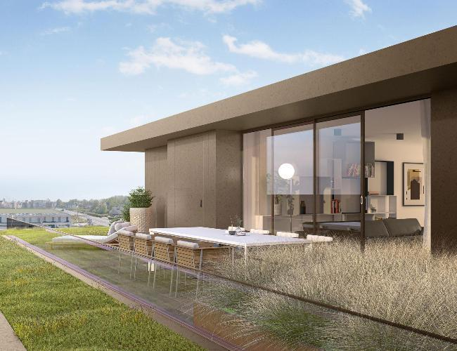 Penthouse te koop in Oosteden Project O'duin